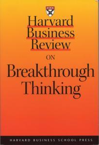 Breakthrough Thinking